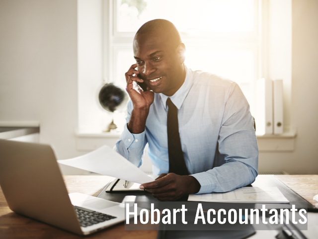 Hobart Accountants. Partner
